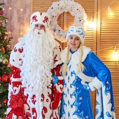 Дед мороз Хабаровск
