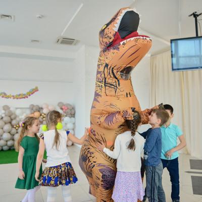 Аниматор Динозавр Хабаровск